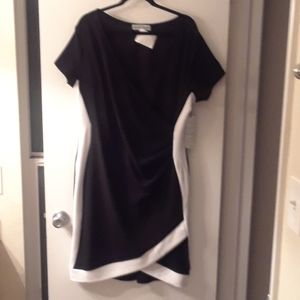 Brand New Almost Famous Black Dress